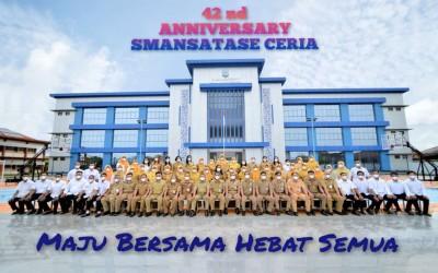Hari Jadi ke 42 SMA Negeri 1 Tanjung Selor