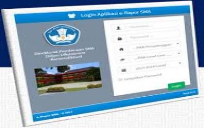 Melihat Capaian Hasil Belajar dari E-Rapor Semester Genap Tahun 2021